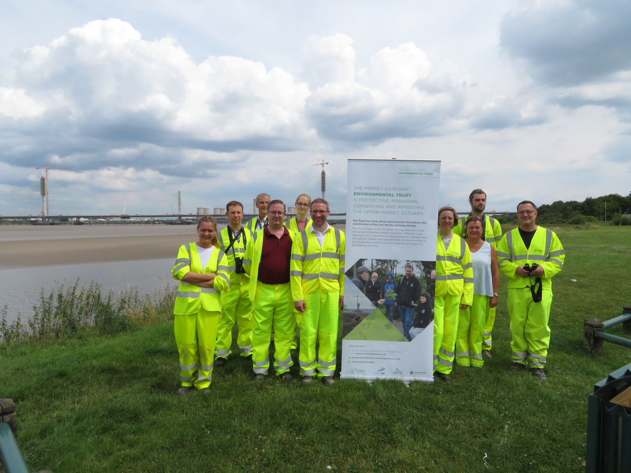 Mersey Gateway Environmental Trust