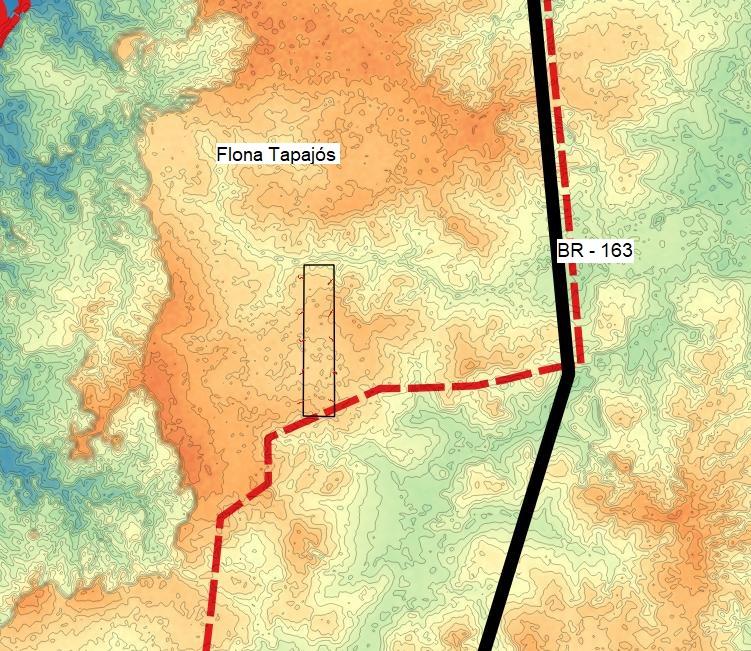 KM 83 FLONA TApajos